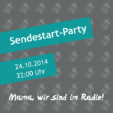 Unsere Sendestart-Party in der Retrospektive
