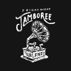 Friday Night Jamboree: mit Michael Ehrke-Interview (buero), Janus (DJ-Mix), Jens Kuross, Komodo, Trikk u.v.m.
