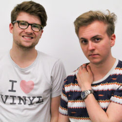 Live mit Martin & Kevin