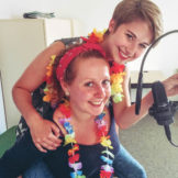 Huckepack mit Kathrin & Ruth (03. August 2015)