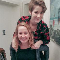 Der Huckepack-Weihnachtsrückblick mit Kathrin & Ruth