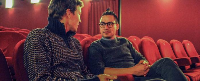 Burhan Qurbani im Interview mit Laurenz Schreiner