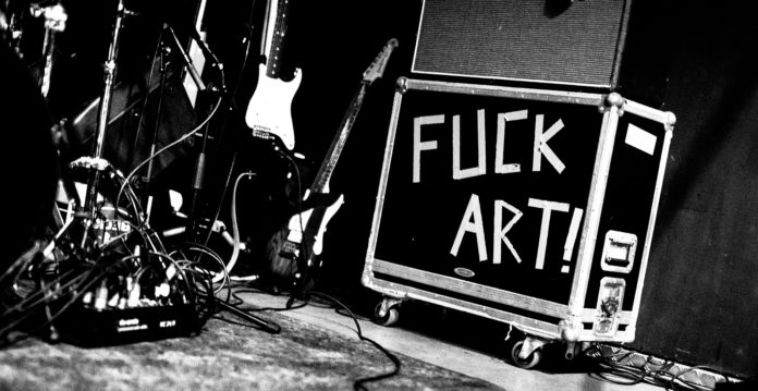 Fuck Art, Let's Dance!
