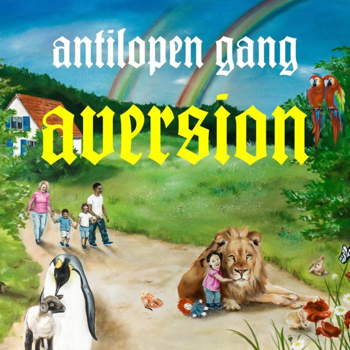 """Aversion"" von der Antilopen Gang"