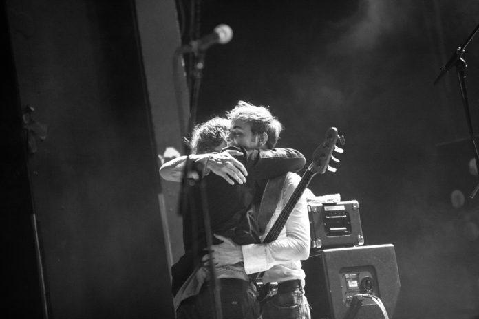 """""""Dann geben wir uns Bussis und umarmen uns."""" (Foto: Sebastian Mast)"""