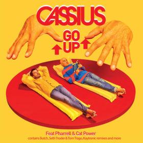 Cassius – Go Up (feat. Pharrell Williams)